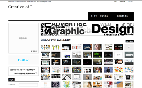 Creative of