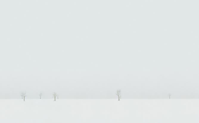 OmmWriter 雪景色