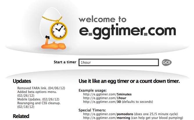 E.gg Timer01