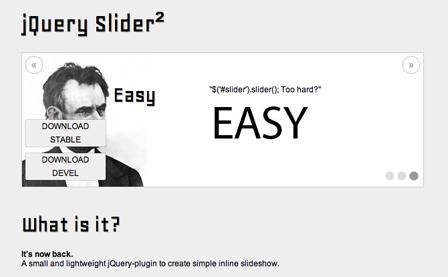 jQuery Slider²