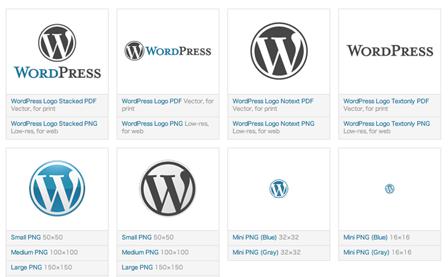 WordPress公式ロゴ01