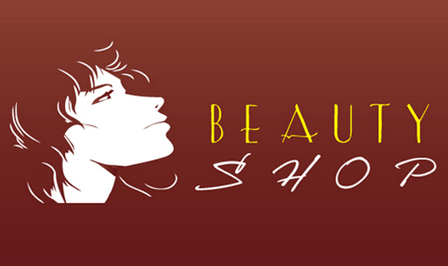 Beauty Shop Logo
