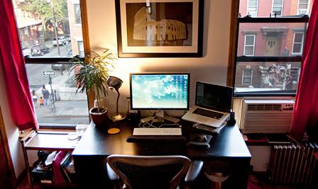 クリエイティブ、フリーランスのオフィス02