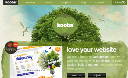 Kooba Web Design