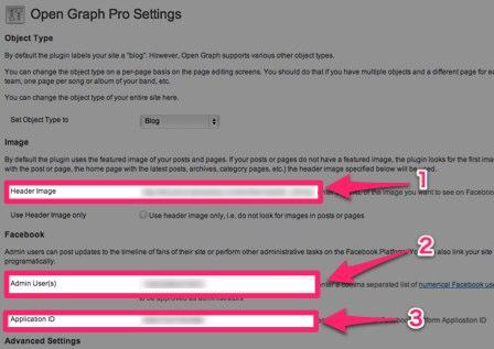 Open Graph Proの設定