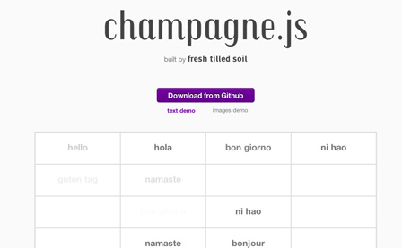 champagne.js