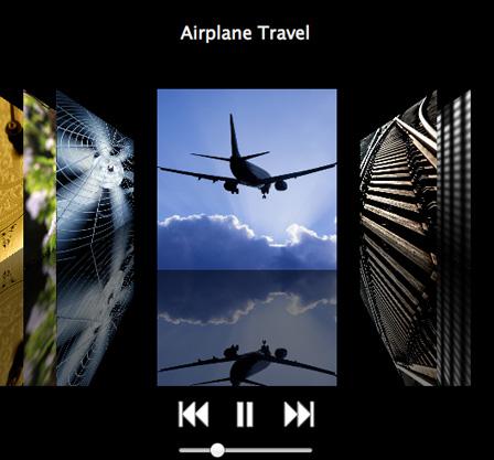 飛行機の音