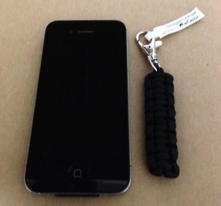iPhoneとサイズを比較