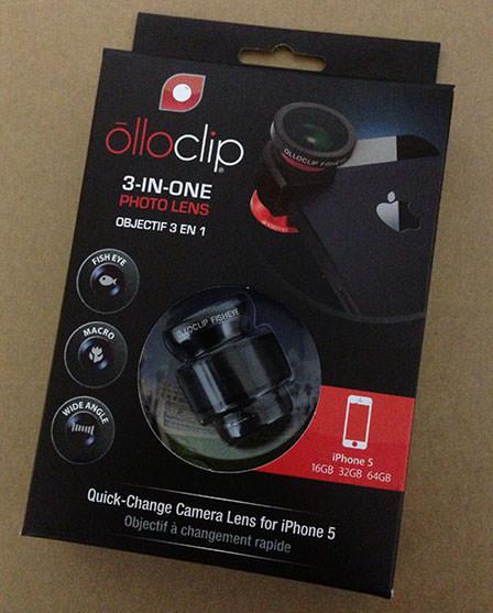 olloclip 3 in 1 Lens