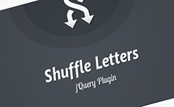 Shuffle Letters