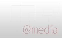 Media Queriesの@media