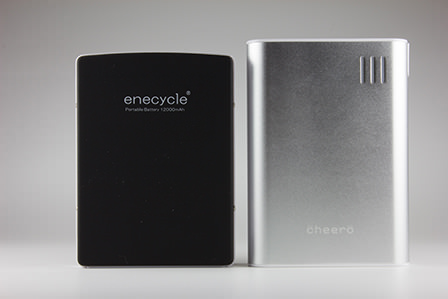 cheeroとenecycle EN06を比較