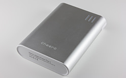 cheero Power Plus 2 10400mAh