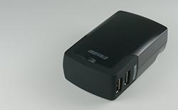 iBUFFALOのBSMPBAC02シリーズ購入レビュー