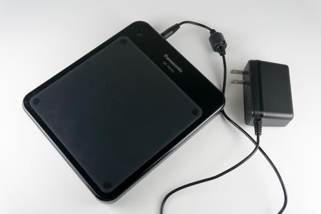 無接点充電パッド「QE-TM101」レビュー
