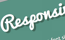 Responsive Text