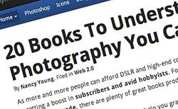 写真を理解するための海外の書籍20冊