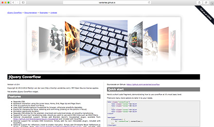 jQuery Coverflow