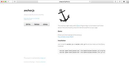 anchor.js