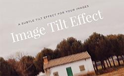 Image Tilt Effect