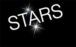 jQuery Star Flashing Effect