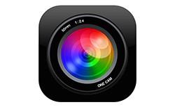 3:2の比率で写真撮影できるOneCam