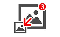 複数の写真/画像をまとめてリサイズ-一括変換アプリ- for iPhone