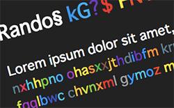 Random Text Shuffle