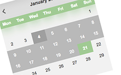jquery.datepicker