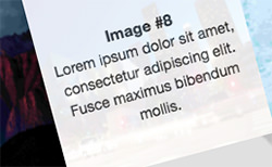 JQuery-SnakeGallery