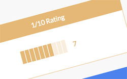 jQuery Bar Rating