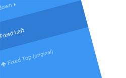 Bootstrap Navbar Sidebar