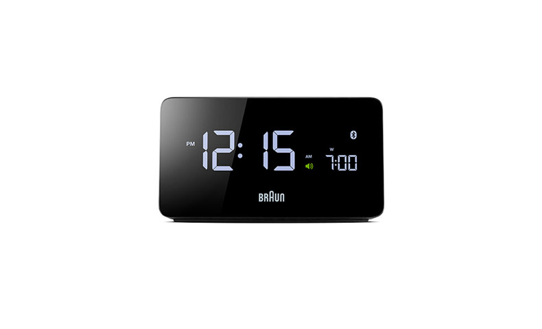 BRAUN Digital Clock