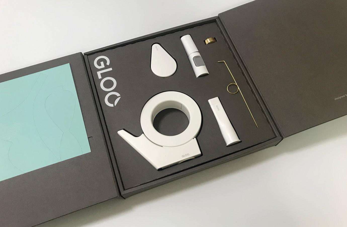 GLOO BOXの中身