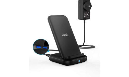 Anker PowerWave 10 Stand with USB-A Ports