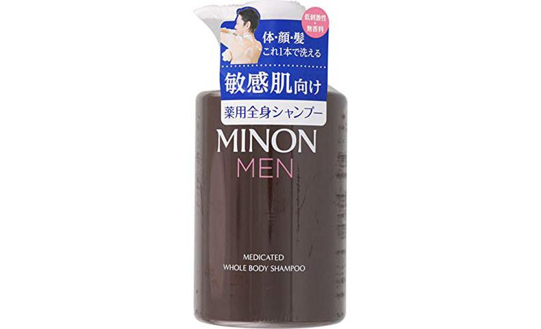 ミノン メン 薬用全身シャンプー