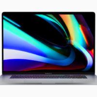 16インチMacBook Pro