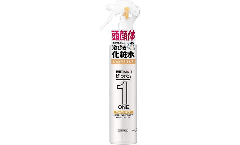 メンズビオレONE 全身化粧水スプレー