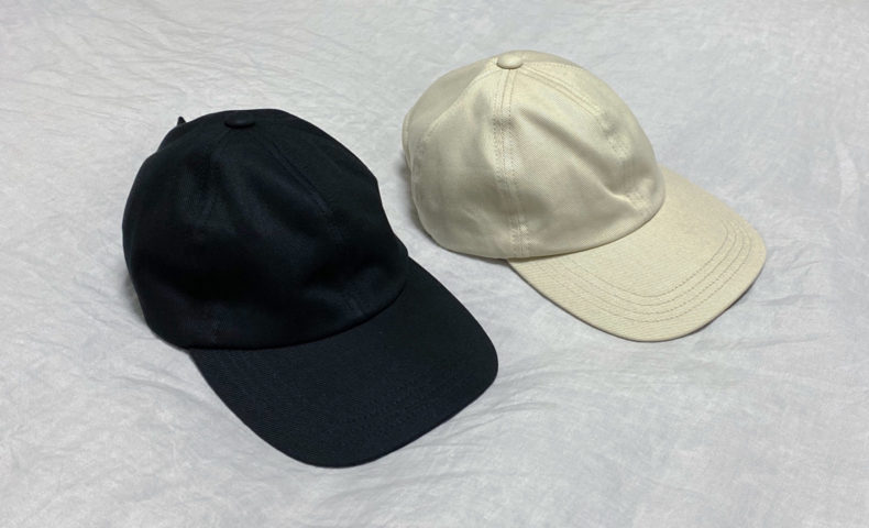 LE エルイー 6 PANEL CAP
