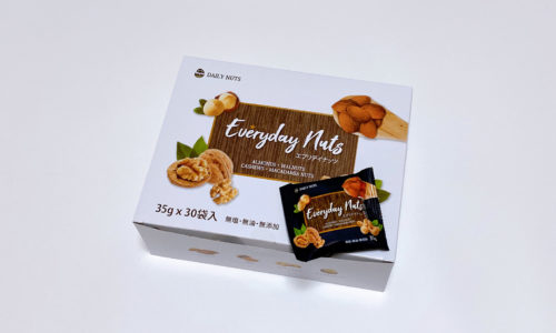 Everyday nuts(エブリデイナッツ)