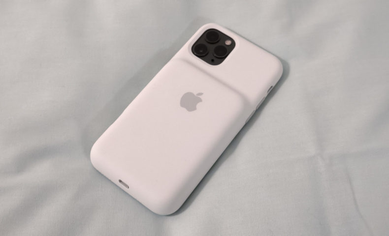 iPhone 11 Pro Smart Battery Case ホワイト