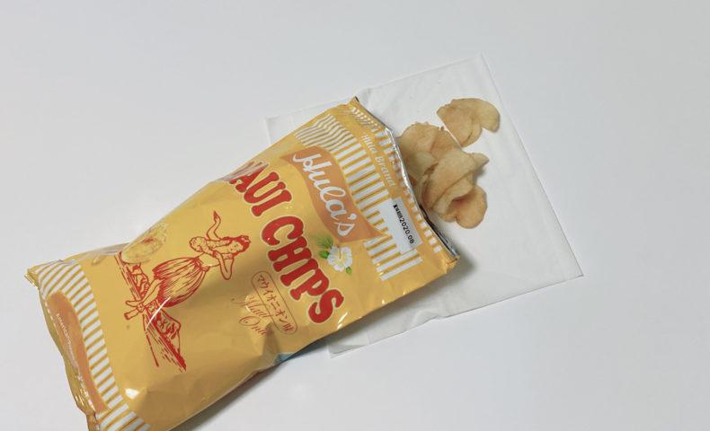 マウイチップス マウイオニオン味