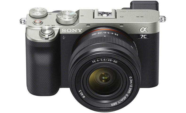 α7C + FE28-60mm F4-5.6