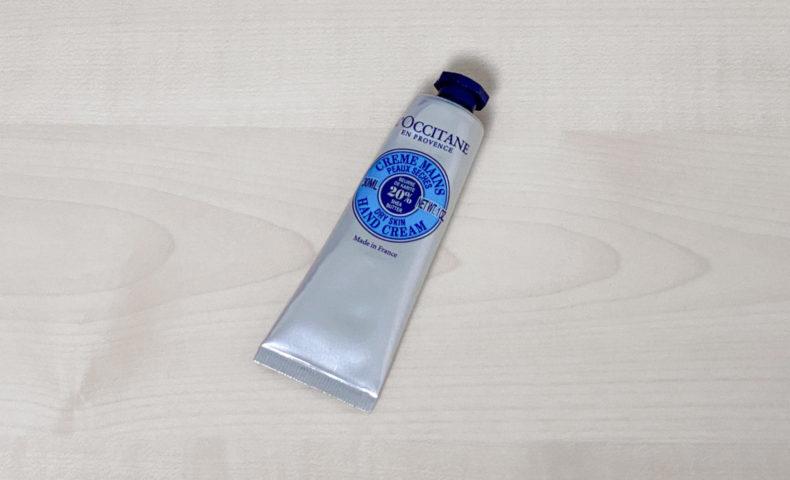 ロクシタン シアハンドクリーム