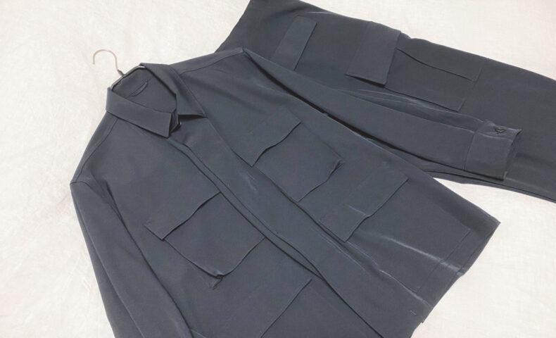 COMOLI ウールギャバB.D.Uジャケット 6Pパンツ
