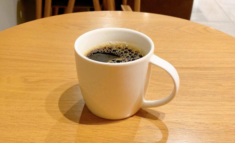 スターバックス ホットコーヒー