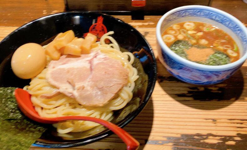 三田つけ麺