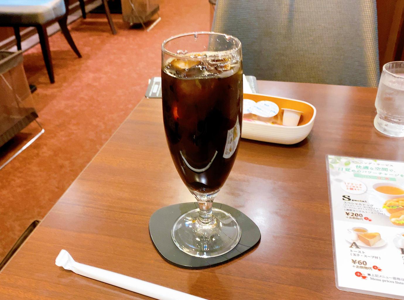 ルノアール アイスコーヒー