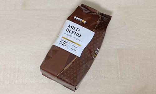 ドトール マイルドブレンドコーヒー