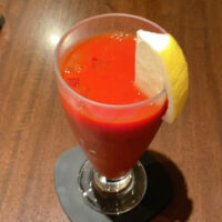 カフェ・ミヤマ トマトジュース